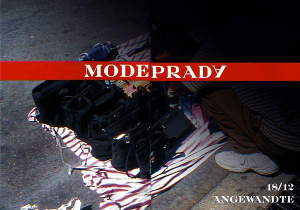 Modeklassenparty 18.12.2007