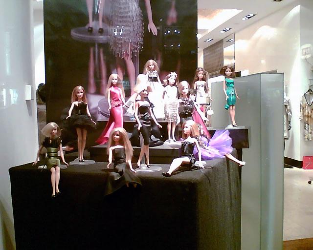 Bunte Barbie-Show von Tang de Hoo bei Fürnkranz