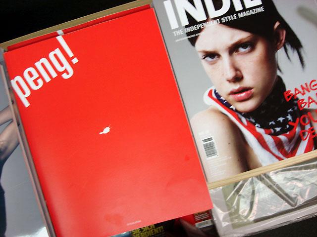 Peng! Magazin und Indie Magazin