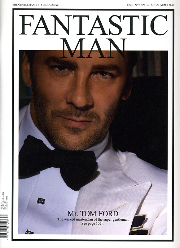 Fantastic Men, Ausgabe Spring/Summer 2008
