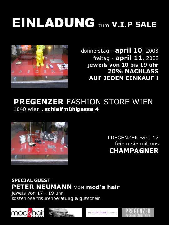 17 Jahre Pregenzer Fashion Store