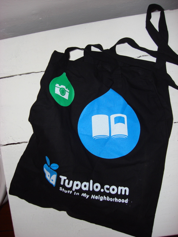 Der schicke Tupalo Goody Bag!