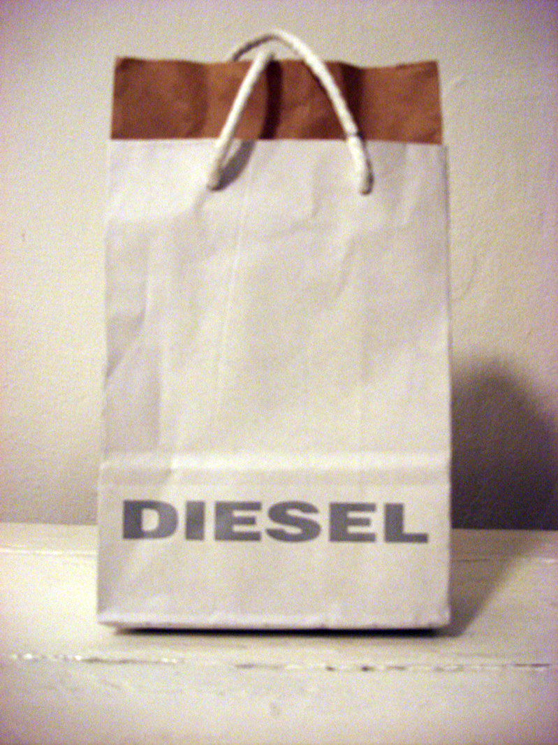 Diesel Black Gold Fall/Winter 08 Diesel Black Gold