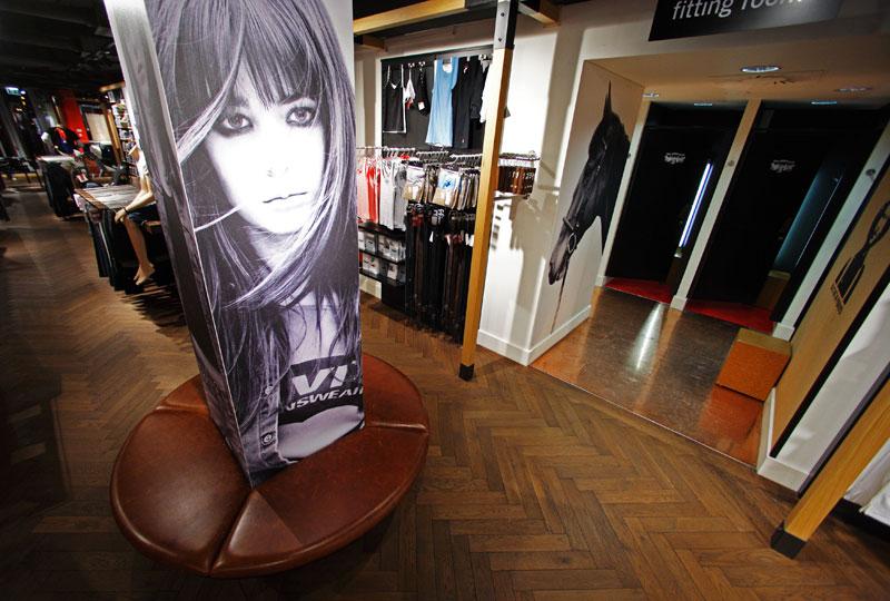 Levi's Store for Girls, Mariahilferstraße 81, 1060 Wien