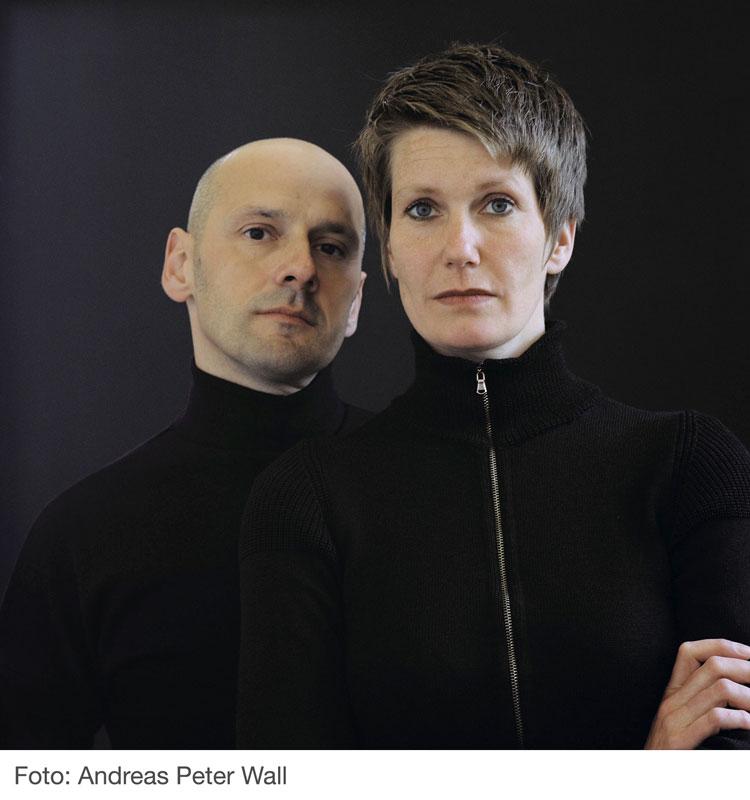 Birgit Paula Reiger und Bernd Stelzer