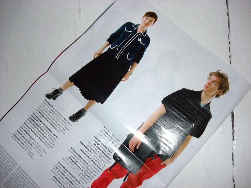 Die Gattung Geek in Rondo Nr. 477, Der Standard, 27.6.2008
