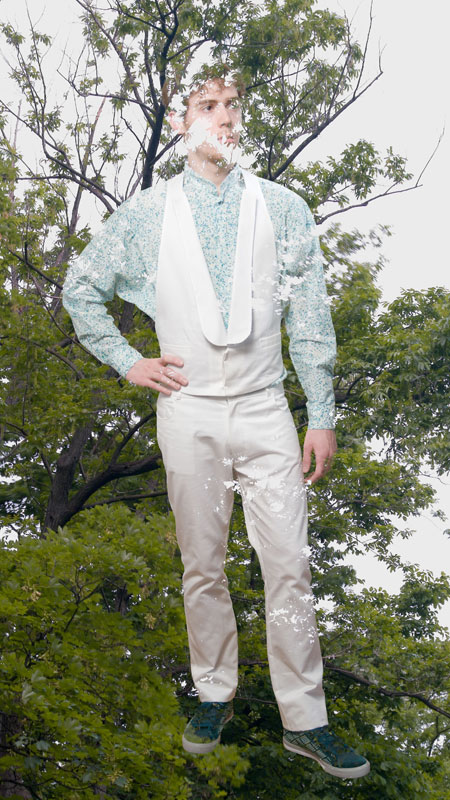 superated, Spring/Summer 2009, Foto: Andreas Waldschütz & David Auner, Model: Robert