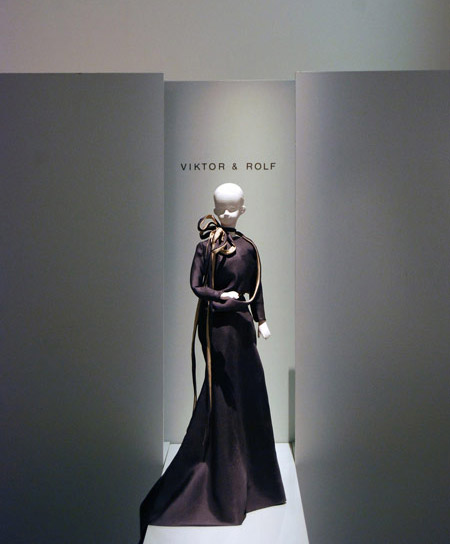 The House of Viktor and Rolf, Ausstellung in London, Barbican Art Gallery