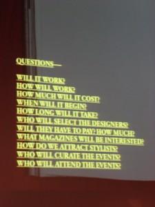 Fragen, die vielleicht 2009 beantwortet werden können...