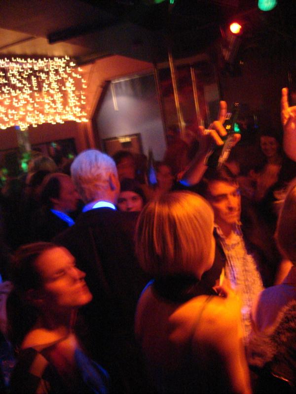 5 Jahre Park Party, Anaconda, Wien