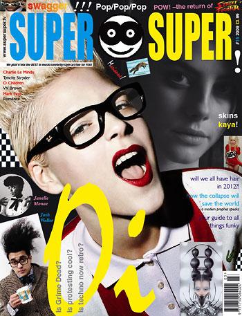 Super Super, aktuelles Cover