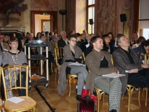 Andere Perspektive, der Blick ins Publikum, Hetzendorf Gespräche (26. & 27.3. 2009)