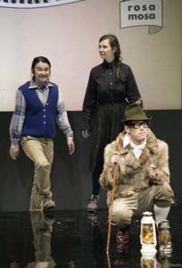 Yuji Mizobuchi (links) und Simone Springer, Foto: rosa mosa