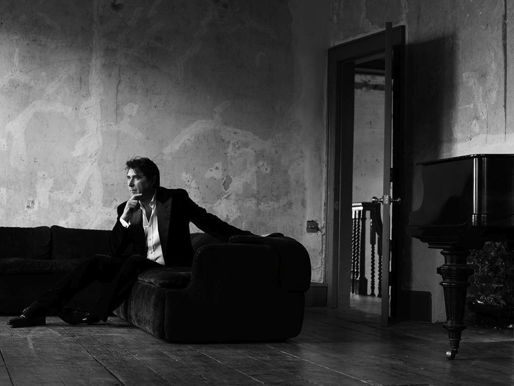 Bryan Ferry, Foto: www.bryanferry.com