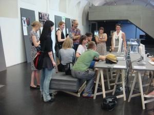 Workshop zum Thema Streetstyle mit Mary Scherpe @ The Vienna Fashion Observatory