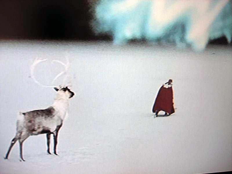 """""""Die Schneekönigin"""", Märchenfilm, UdssR 1966, Screenshot"""