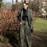 Anna Aichinger Herbst/Winter 2009/10, Foto: Irina Gavrich