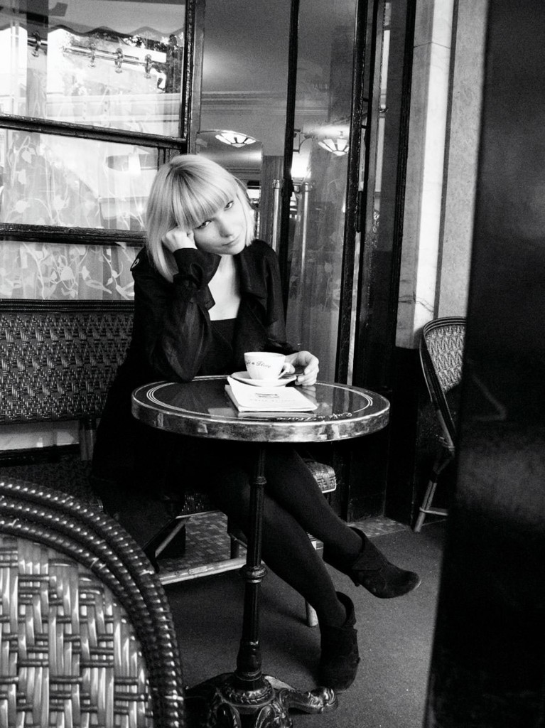 Anna Aichinger, Foto: Irina Gavrich