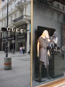 Gucci, Wien