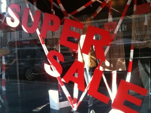 Supersale bei Liska