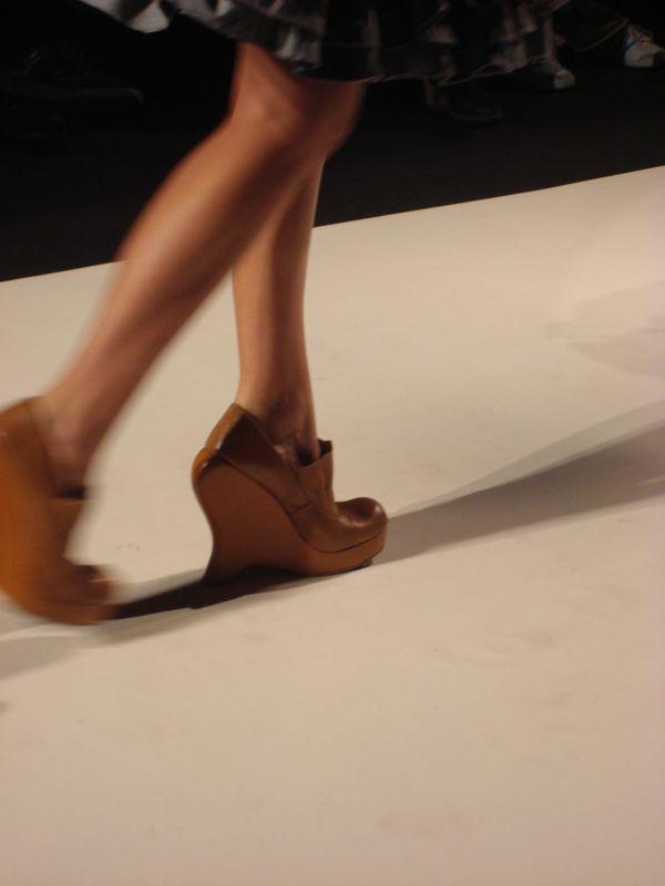 Schuhe: Gregor Gonsior