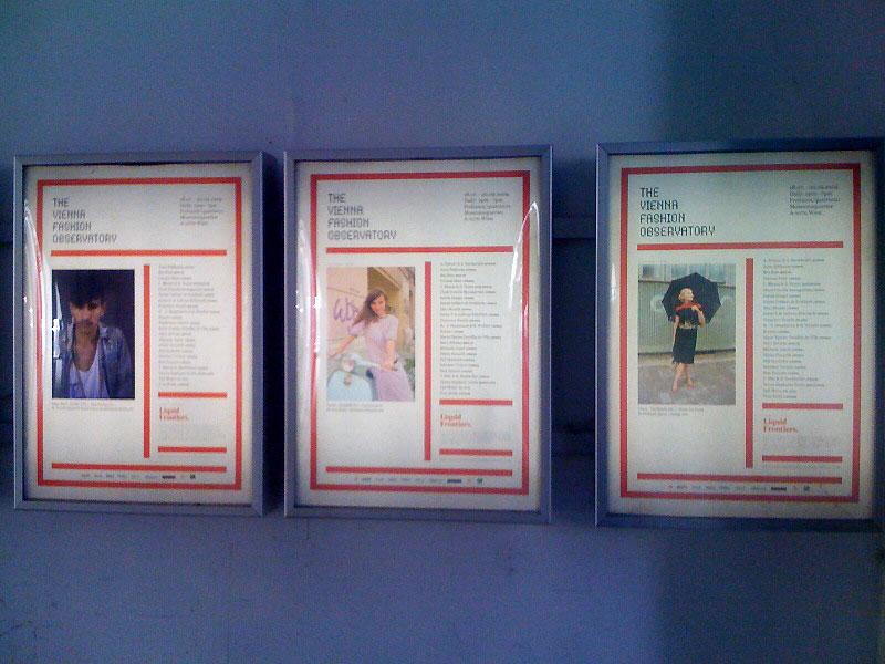 TVFO Plakate im Museumsquartier