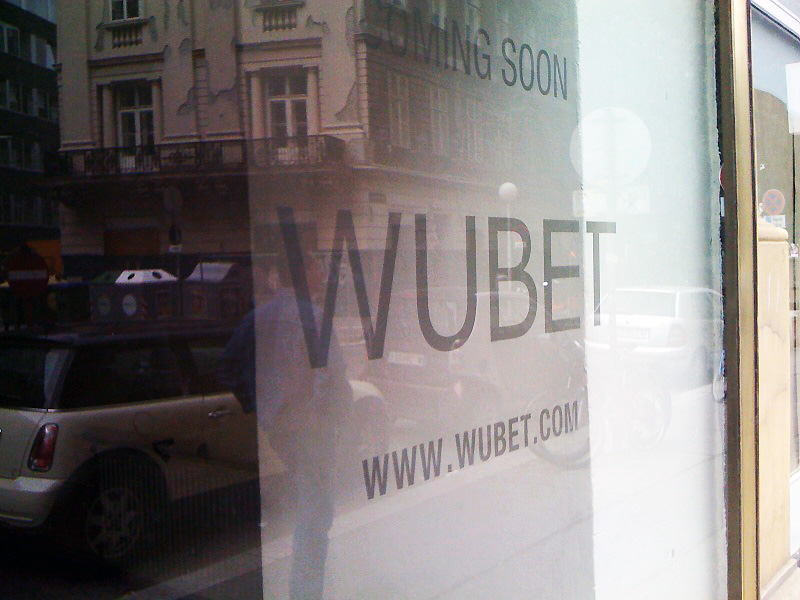 Coming soon: Wubet Vienna