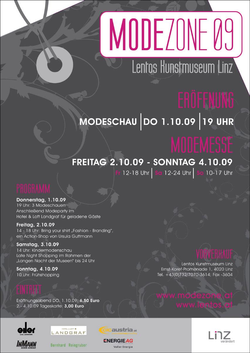 Modezone 09, Linz