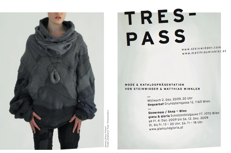 Einladung TRESPASS