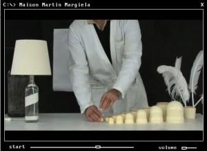 Maison Martin Margiela, Kollektion 13, Videostill