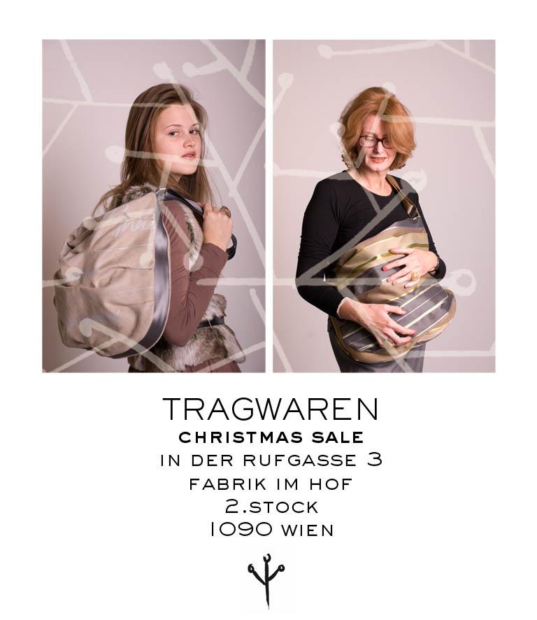 Tragwaren, X-mas Sale 09