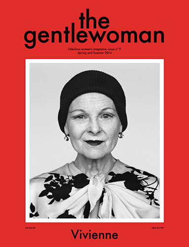 The Gentlewoman, Cover SS2014
