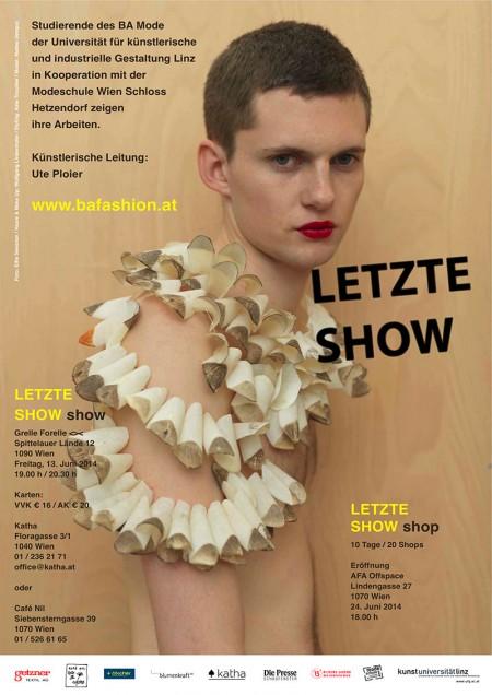 Letzte Show, 13. Juni 2014, Grelle Forelle