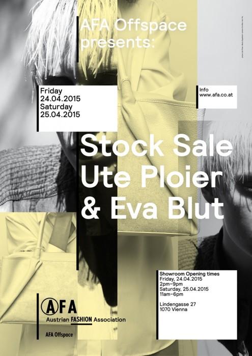 Stock Sale: Ute Ploier & Eva Blut
